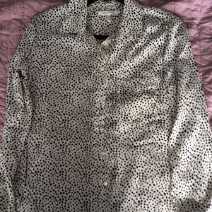 Alec Les Filles dressy blouse good condition